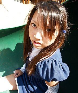 Asian Pigtails Pics