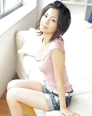 Asian in Shorts Pics